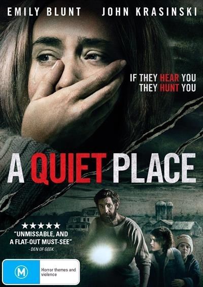 A Quiet Place on DVD image