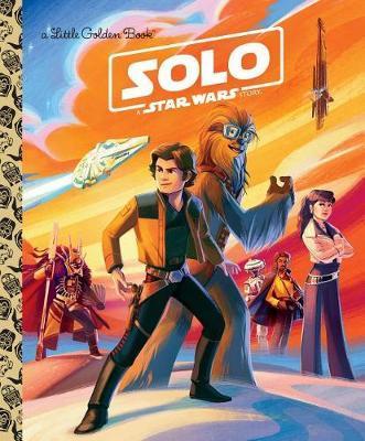 Solo: A Star Wars Story (Star Wars) by Elizabeth Schaefer image