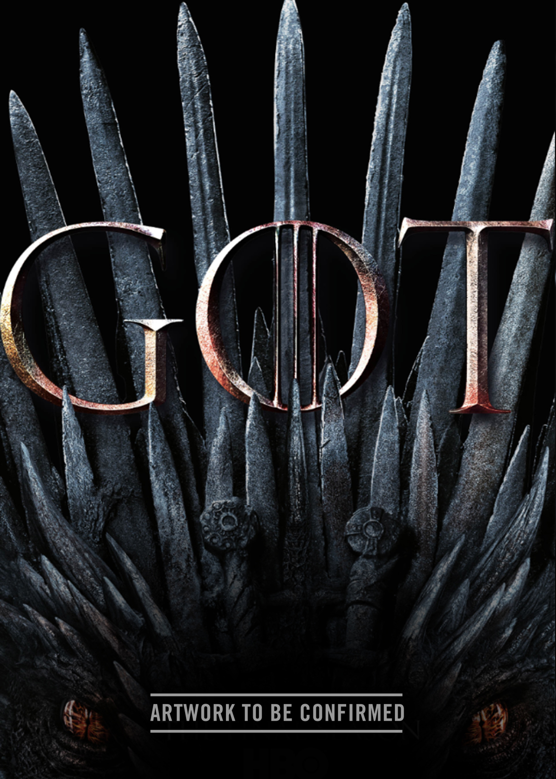 Game of Thrones Season 8 on DVD image