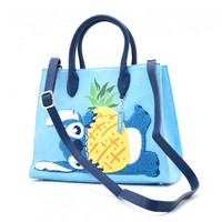 Loungefly: Lilo & Stitch - Stich & Pineapple Handbag