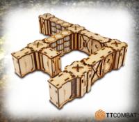 TTCombat: Tabletop Scenics - Iron Labyrinth Beta
