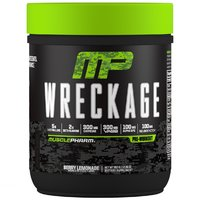 MusclePharm: Wreckage Pre-Workout - Berry Lemonade (25 Serve)
