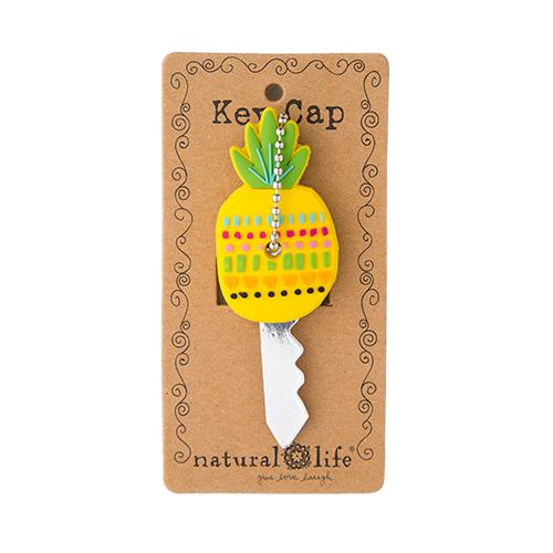 Natural Life: Key Caps - Pineapple Be Sweet
