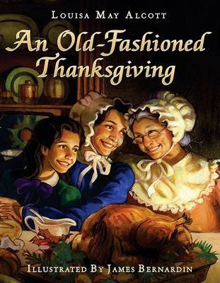 Old Fashioned Thanksgiving by Louisa May Alcott image
