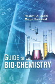 Guide to Biochemistry by Rashmi A. Joshi image