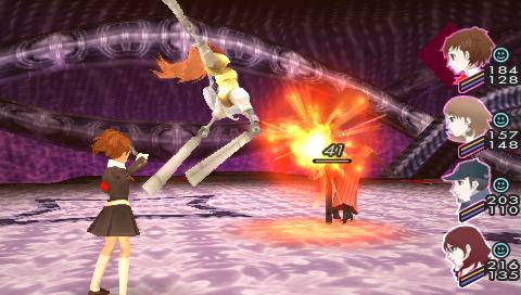 Shin Megami Tensei: Persona 3 screenshot