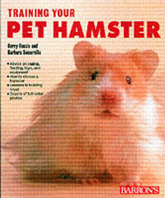 Training Your Pet Hamster by Gerry Bucsis