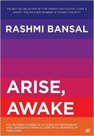 Arise, Awake by Rashmi Bansal image