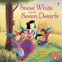 Snow White and the Seven Dwarfs by Lesley Sims
