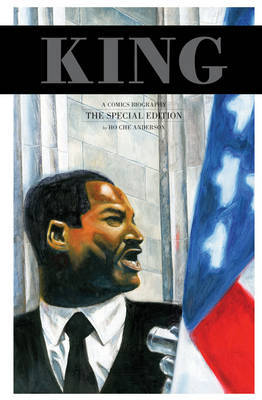 King: The Special Edition by Ho Che Anderson image