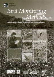Bird Monitoring Methods by Gillian Gilbert