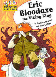 Eric Bloodaxe the Viking King by Damian Harvey image