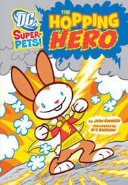 Hopping Hero by John Sazaklis