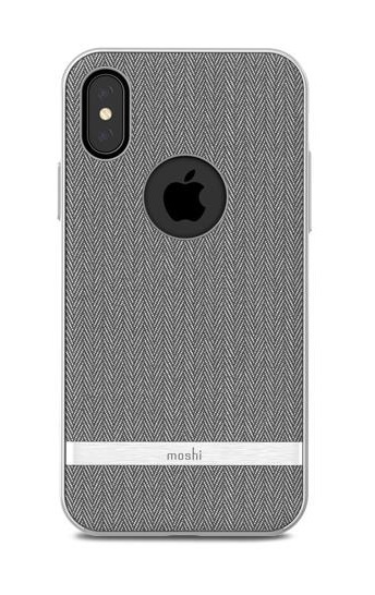Moshi Vesta for iPhone X/XS - Gray