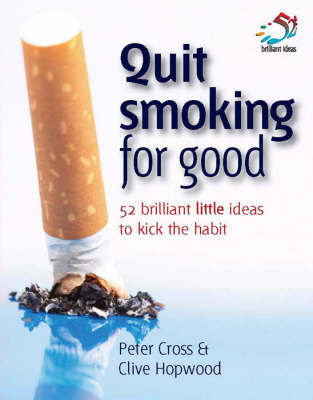 Quit Smoking for Good by Clive Hopwood image