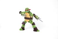 Incredibuilds: Teenage Mutant Ninja Turtles: Raphael 3D Wood Model by Insight Editions image
