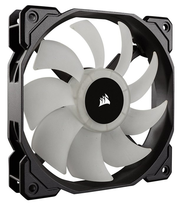 Corsair SP120 RGB LED 120mm Static Pressure Fan | at Mighty