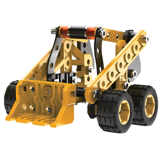 Meccano: Bulldozer Building Kit