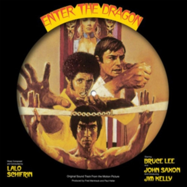 Enter The Dragon - Ost (RSD 2018) by Lalo Schifrin