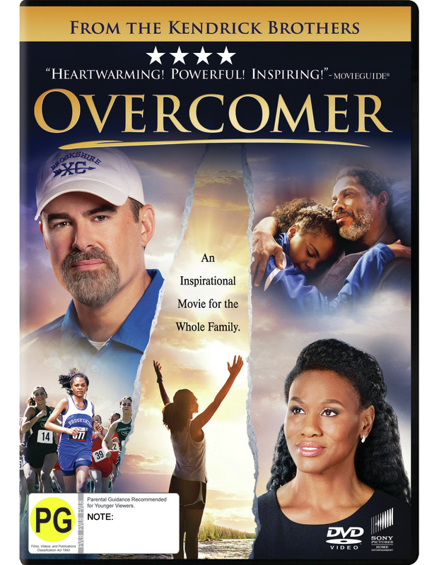 Overcomer on DVD