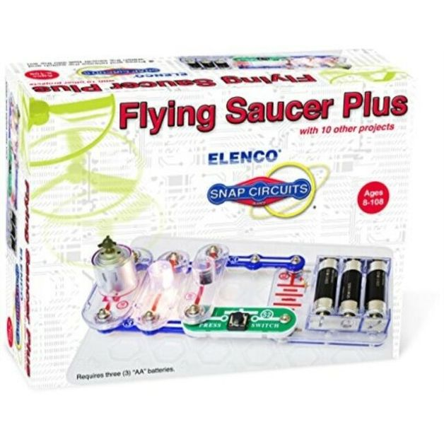 Snap Circuits: Mini Kit Flying Saucer
