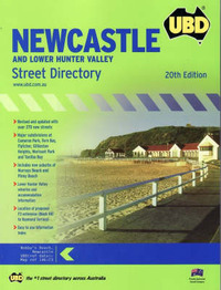 Newcastle Street Directory image