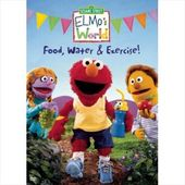 Elmo's World: Food, Water & Exercise on DVD
