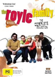 The Royle Family - The Complete Collection (4 Disc Set) on DVD image