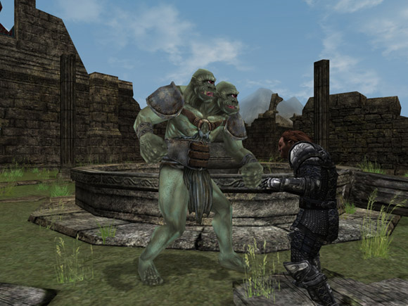 Dark Age of Camelot: Catacombs for PC Games image