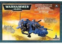 Warhammer 40,000 Space Marine Land Speeder Storm