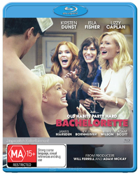 Bachelorette on Blu-ray