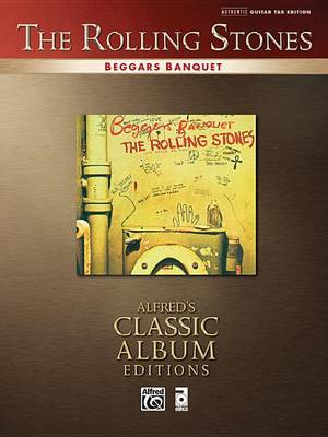 "Beggar's Banquet by ""Rolling Stones"" image"