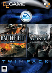 MOH: Allied Assault + Battlefield 1942 Twin Pack for PC Games