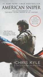 American Sniper [movie Tie-In Edition] by Chris Kyle