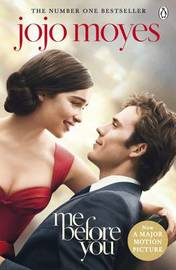 Me Before You (Film Tie In) by Jojo Moyes