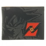 Dragonball Z Black Bi-Fld Wallet