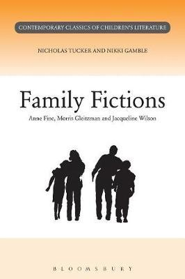Family Fictions by Nikki Gamble image
