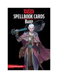 D&D Spellbook Cards: Bard Deck (110 Cards)