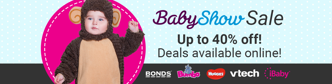 Baby Show Deals
