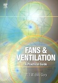 Fans and Ventilation by William Cory image
