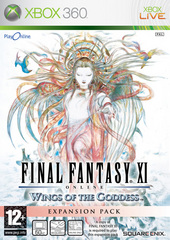 Final Fantasy XI: Wings of the Goddess for Xbox 360 image