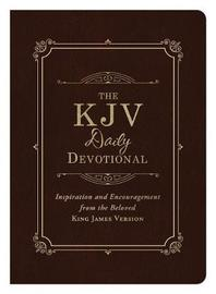 The KJV Daily Devotional by Compiled by Barbour Staff