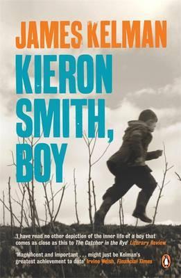 Kieron Smith, Boy by James Kelman