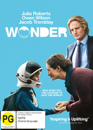 Wonder on DVD