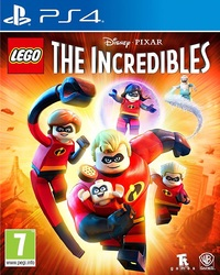 LEGO The Incredibles for PS4