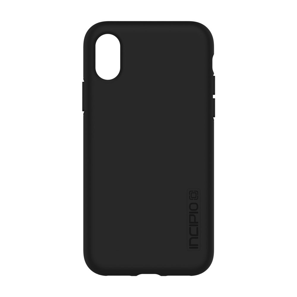 purchase cheap 1d74b 6c535 Incipio: DualPro for iPhone XR - Black/Black