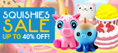 Squishies Sale!