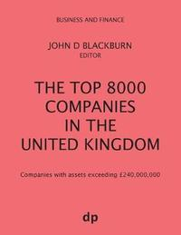 The Top 8000 Companies in The United Kingdom