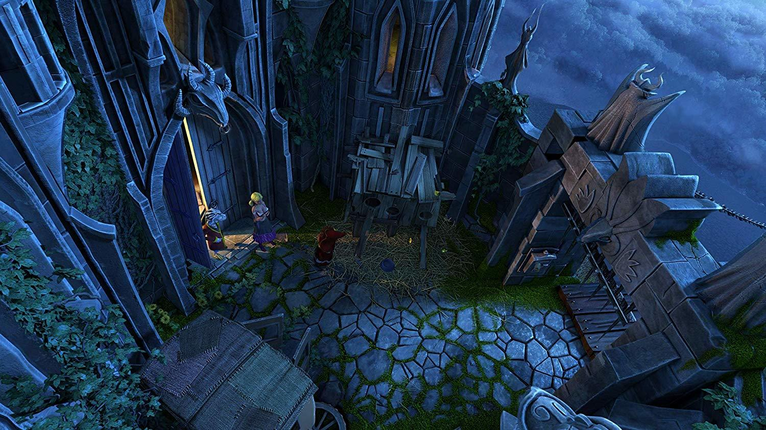 The Book of Unwritten Tales 2 screenshot