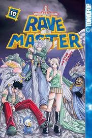 Rave Master: v. 10 by Hiro Mashima image